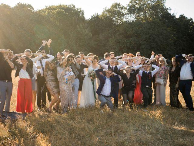 Le mariage de Romain et Stéphanie à Saint-Laurent-de-la-Prée, Charente Maritime 59