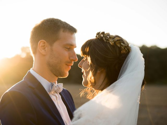 Le mariage de Romain et Stéphanie à Saint-Laurent-de-la-Prée, Charente Maritime 62