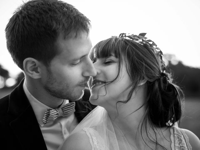 Le mariage de Romain et Stéphanie à Saint-Laurent-de-la-Prée, Charente Maritime 65