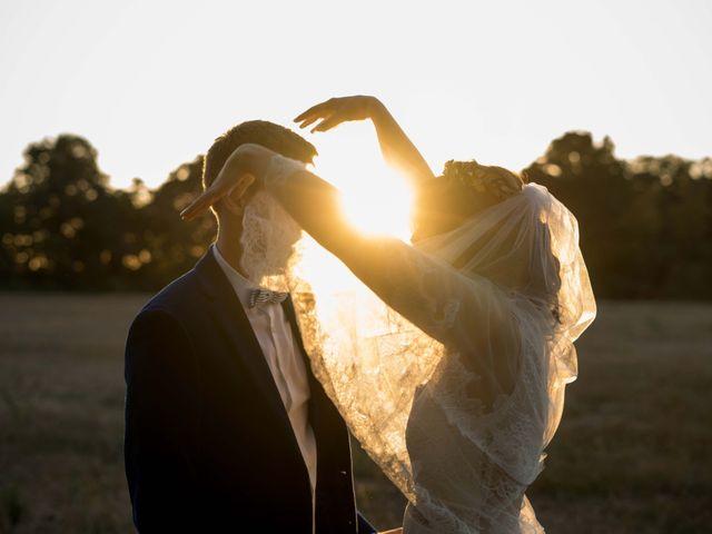 Le mariage de Romain et Stéphanie à Saint-Laurent-de-la-Prée, Charente Maritime 69