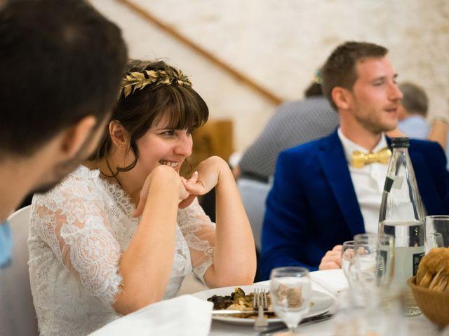 Le mariage de Romain et Stéphanie à Saint-Laurent-de-la-Prée, Charente Maritime 75