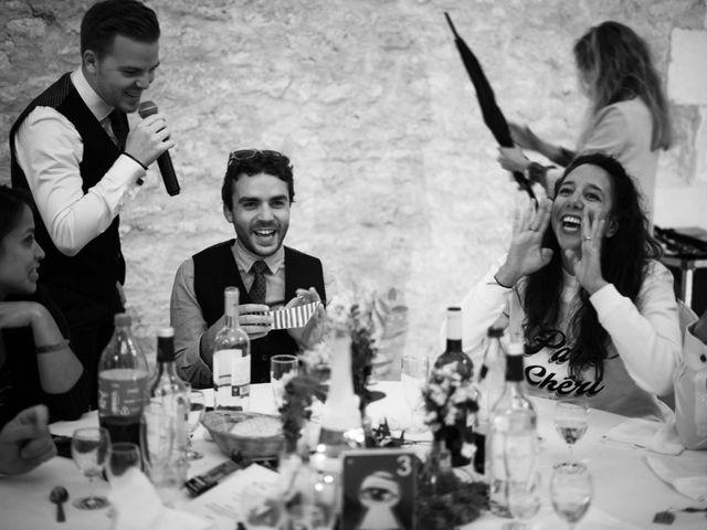Le mariage de Romain et Stéphanie à Saint-Laurent-de-la-Prée, Charente Maritime 77