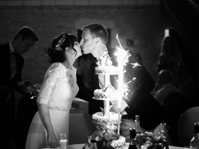 Le mariage de Romain et Stéphanie à Saint-Laurent-de-la-Prée, Charente Maritime 79