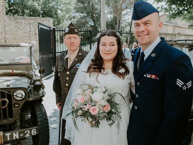 Le mariage de Joshua et Géraldine à Piolenc, Vaucluse 9