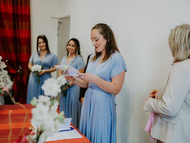 Le mariage de Joshua et Géraldine à Piolenc, Vaucluse 15