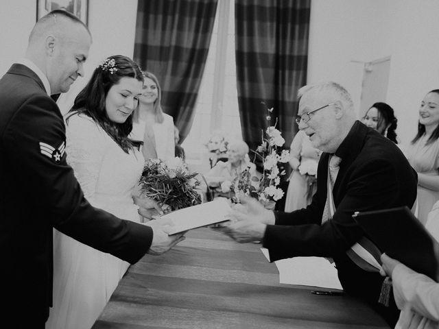 Le mariage de Joshua et Géraldine à Piolenc, Vaucluse 17