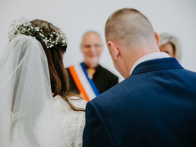 Le mariage de Joshua et Géraldine à Piolenc, Vaucluse 18