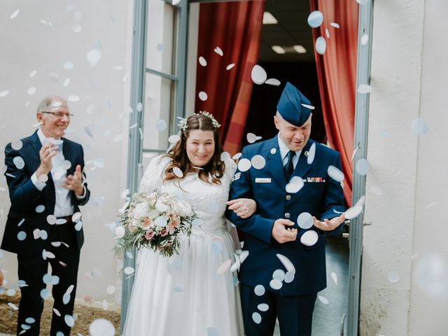 Le mariage de Joshua et Géraldine à Piolenc, Vaucluse 20