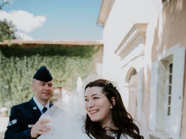Le mariage de Joshua et Géraldine à Piolenc, Vaucluse 23