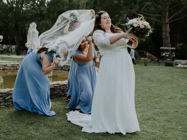 Le mariage de Joshua et Géraldine à Piolenc, Vaucluse 34
