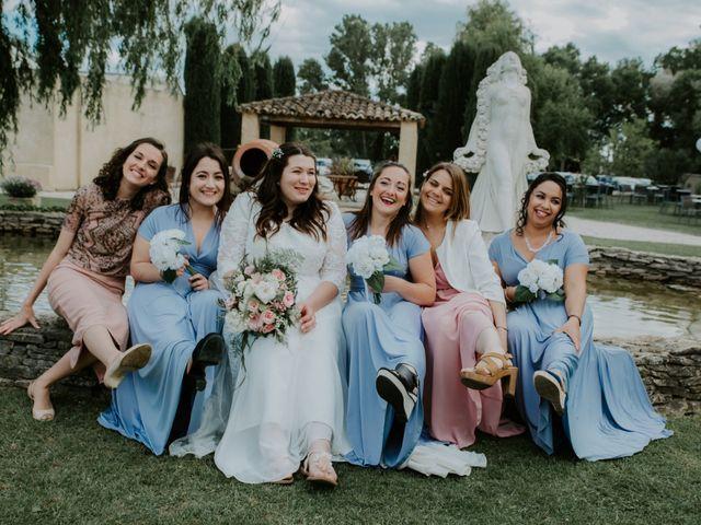 Le mariage de Joshua et Géraldine à Piolenc, Vaucluse 39