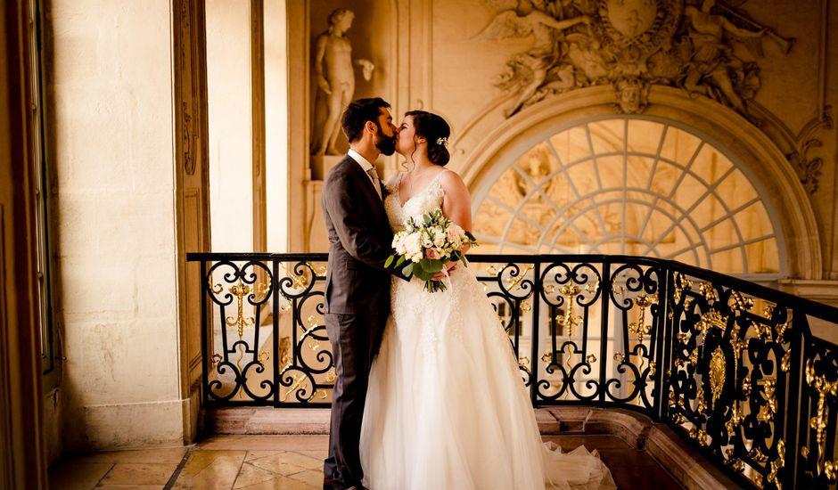 Le mariage de Paul et Adélie à Dijon, Côte d'Or
