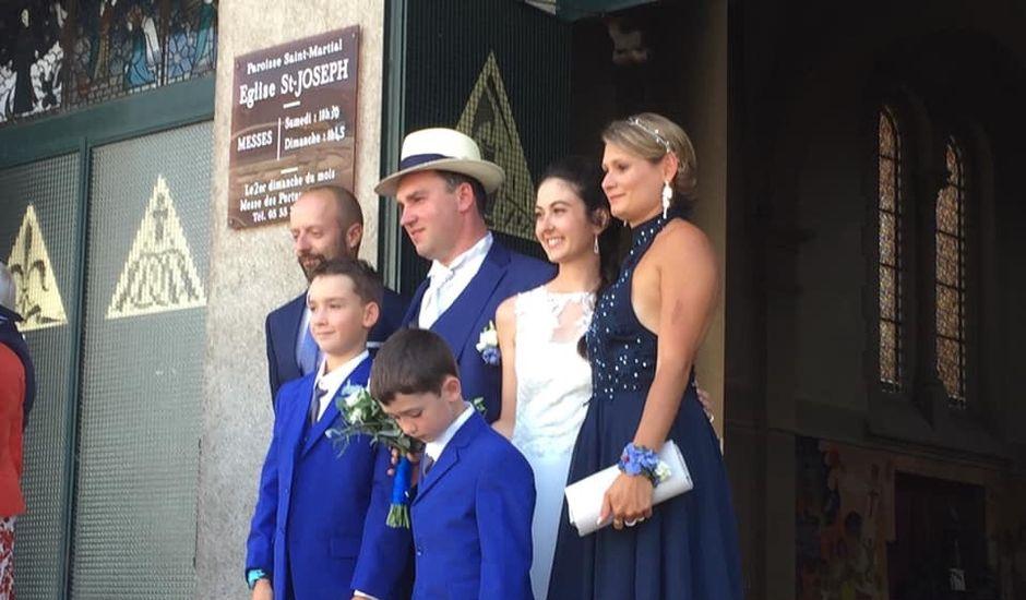 Le mariage de Maxime  et Pamela  à Limoges, Haute-Vienne
