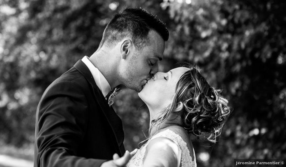 Le mariage de Mathieu et Vicky à Saint-Onen-la-Chapelle, Ille et Vilaine