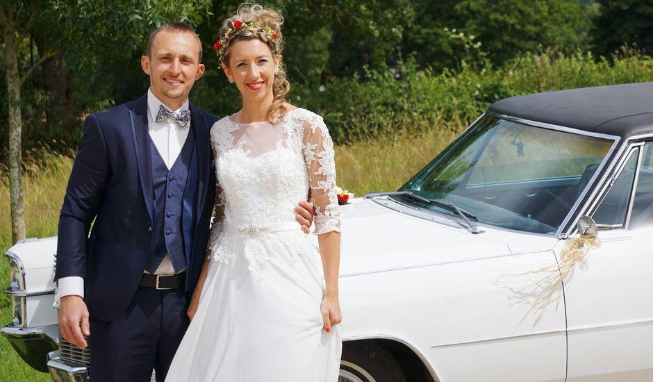 Le mariage de Yohann et Marianne à Joncy, Saône et Loire