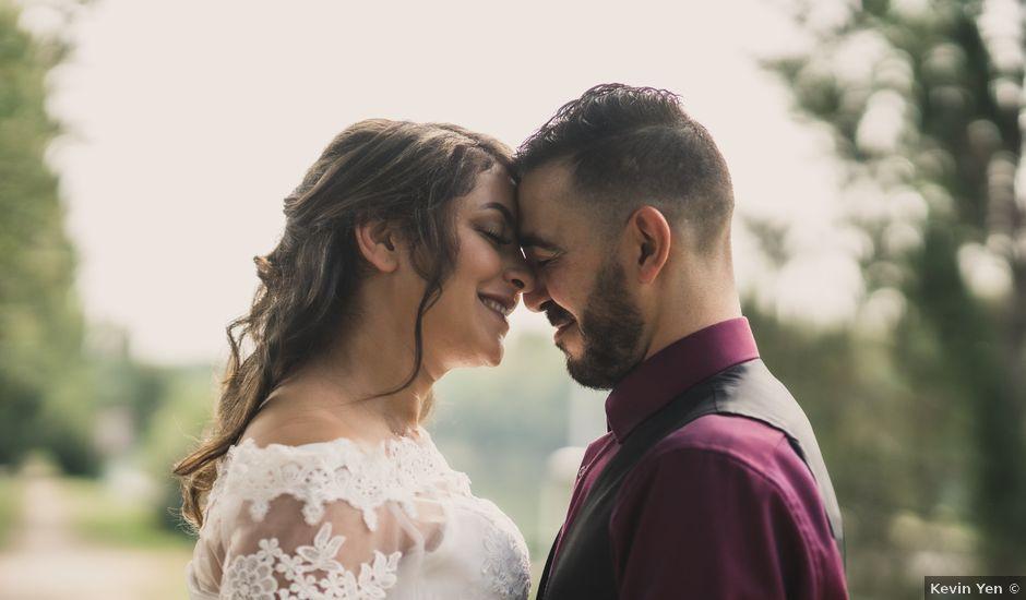 Le mariage de Hamza et Samira à Éragny, Val-d'Oise