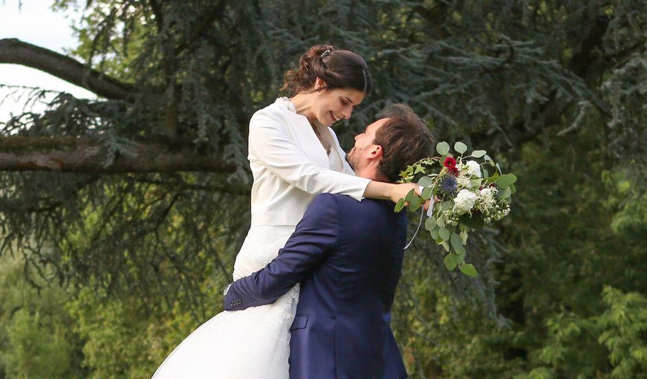 Le mariage de Florian et Eléonore  à Sens, Yonne