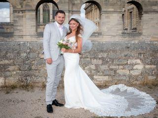 Le mariage de Mélodie et Marc-Alexandre