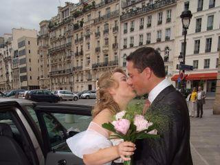 Le mariage de Katia et Cyril 1