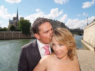 Le mariage de Katia et Cyril