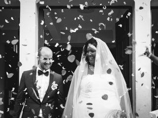 Le mariage de Katia et Michael