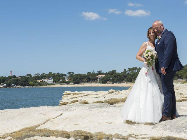 Le mariage de Aurélia et Xavier