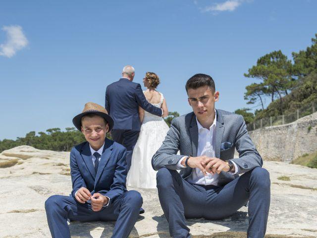 Le mariage de Xavier et Aurélia à La Tremblade, Charente Maritime 33