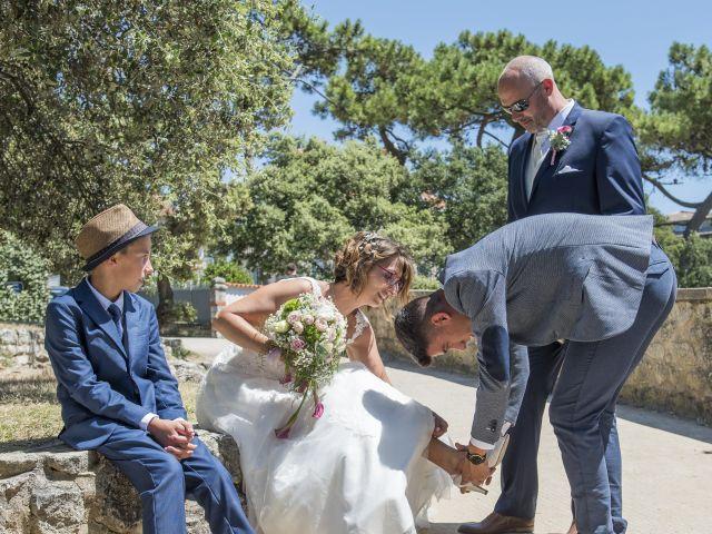 Le mariage de Xavier et Aurélia à La Tremblade, Charente Maritime 42