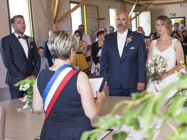 Le mariage de Xavier et Aurélia à La Tremblade, Charente Maritime 44