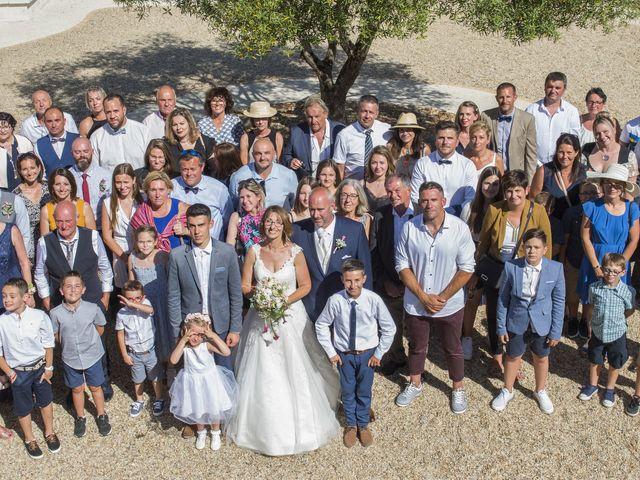 Le mariage de Xavier et Aurélia à La Tremblade, Charente Maritime 52
