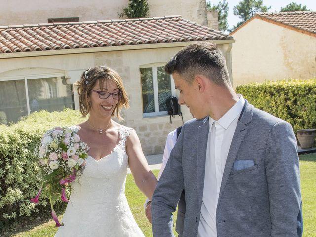 Le mariage de Xavier et Aurélia à La Tremblade, Charente Maritime 53