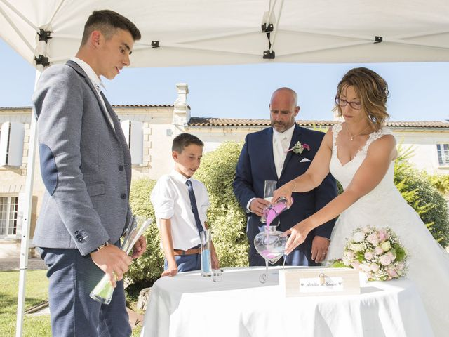 Le mariage de Xavier et Aurélia à La Tremblade, Charente Maritime 62