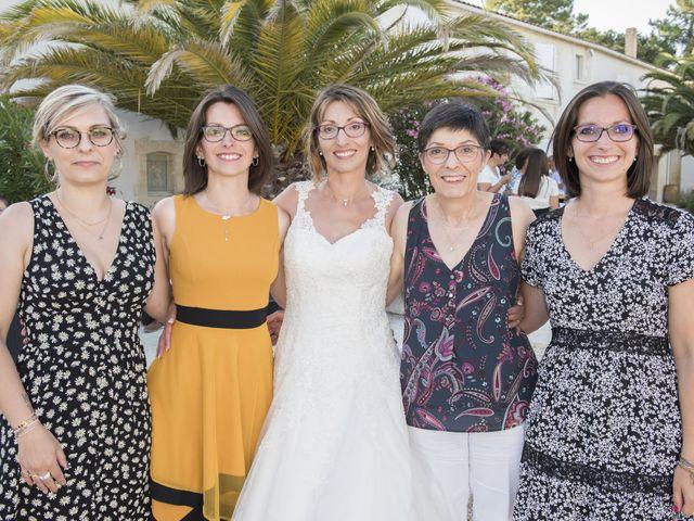 Le mariage de Xavier et Aurélia à La Tremblade, Charente Maritime 67