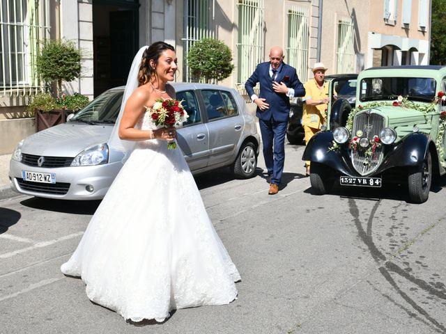 Le mariage de Dimitri et Jennifer à Sorgues, Vaucluse 17