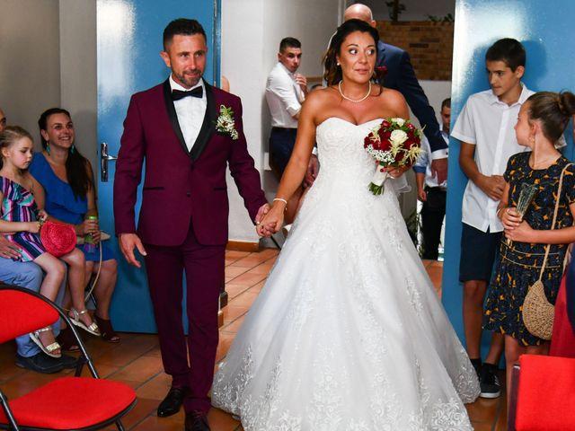 Le mariage de Dimitri et Jennifer à Sorgues, Vaucluse 20