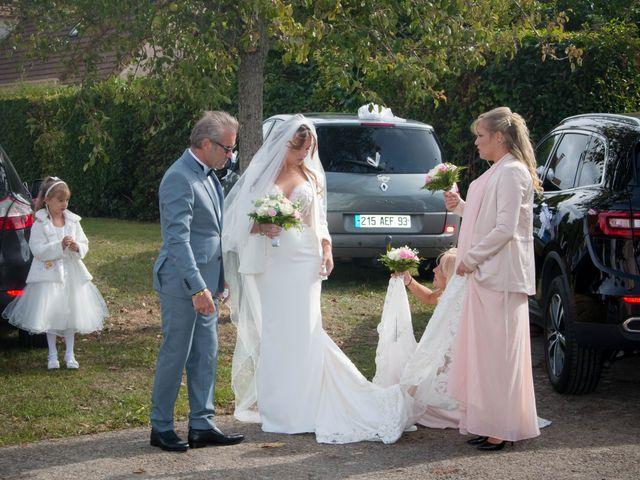 Le mariage de Marc-Alexandre et Mélodie à Longperrier, Seine-et-Marne 3