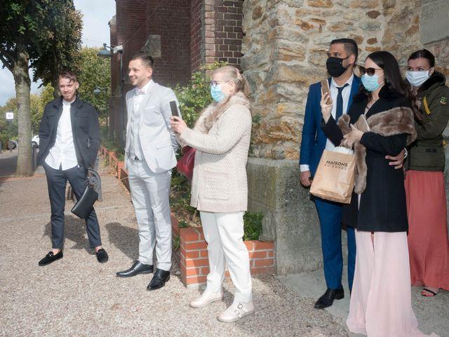 Le mariage de Marc-Alexandre et Mélodie à Longperrier, Seine-et-Marne 8