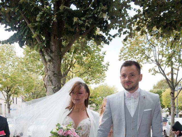 Le mariage de Marc-Alexandre et Mélodie à Longperrier, Seine-et-Marne 10