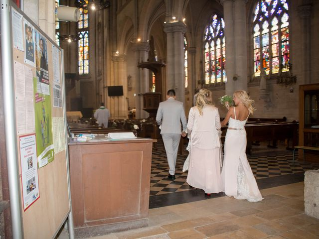 Le mariage de Marc-Alexandre et Mélodie à Longperrier, Seine-et-Marne 13