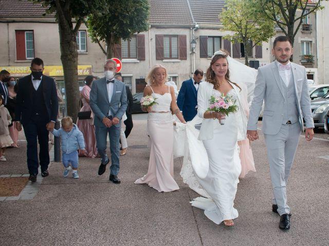 Le mariage de Marc-Alexandre et Mélodie à Longperrier, Seine-et-Marne 15