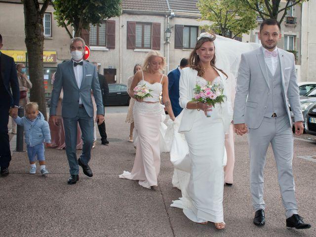 Le mariage de Marc-Alexandre et Mélodie à Longperrier, Seine-et-Marne 16