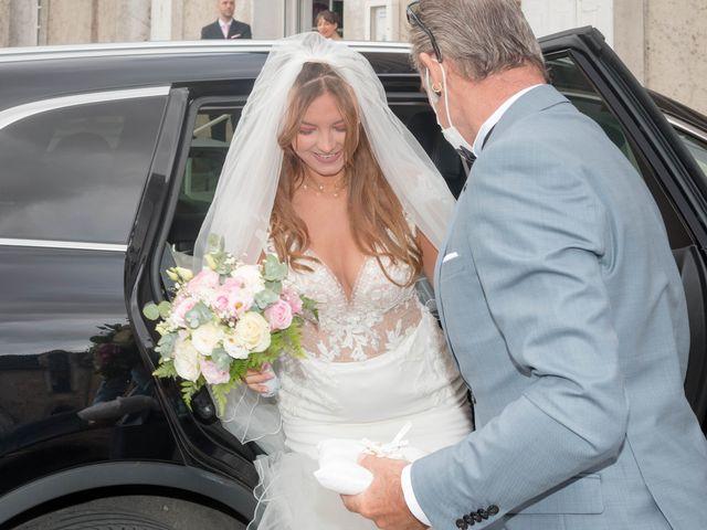 Le mariage de Marc-Alexandre et Mélodie à Longperrier, Seine-et-Marne 35