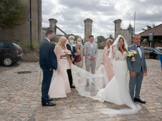 Le mariage de Marc-Alexandre et Mélodie à Longperrier, Seine-et-Marne 52