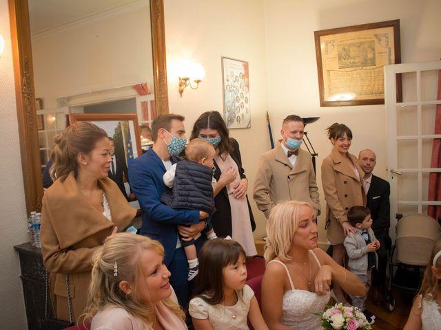Le mariage de Marc-Alexandre et Mélodie à Longperrier, Seine-et-Marne 61