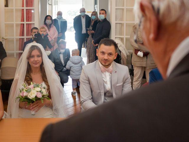 Le mariage de Marc-Alexandre et Mélodie à Longperrier, Seine-et-Marne 62