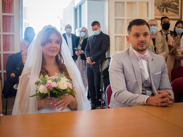 Le mariage de Marc-Alexandre et Mélodie à Longperrier, Seine-et-Marne 64