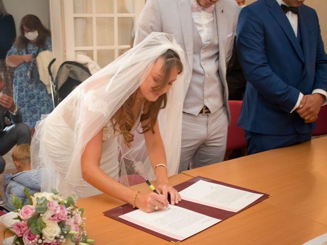 Le mariage de Marc-Alexandre et Mélodie à Longperrier, Seine-et-Marne 75