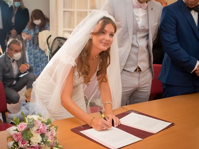 Le mariage de Marc-Alexandre et Mélodie à Longperrier, Seine-et-Marne 76