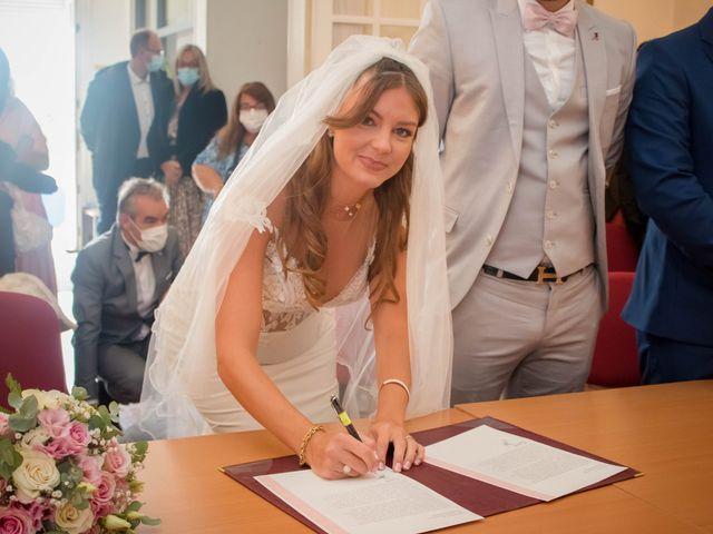Le mariage de Marc-Alexandre et Mélodie à Longperrier, Seine-et-Marne 77