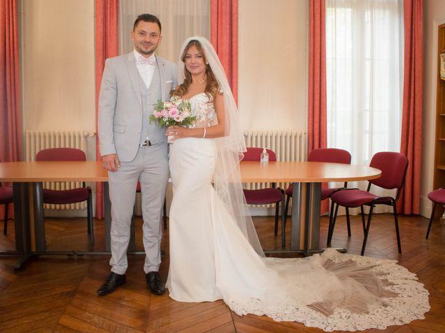Le mariage de Marc-Alexandre et Mélodie à Longperrier, Seine-et-Marne 89